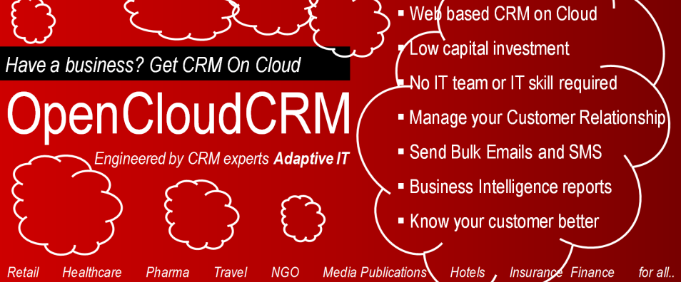 CRM on Cloud