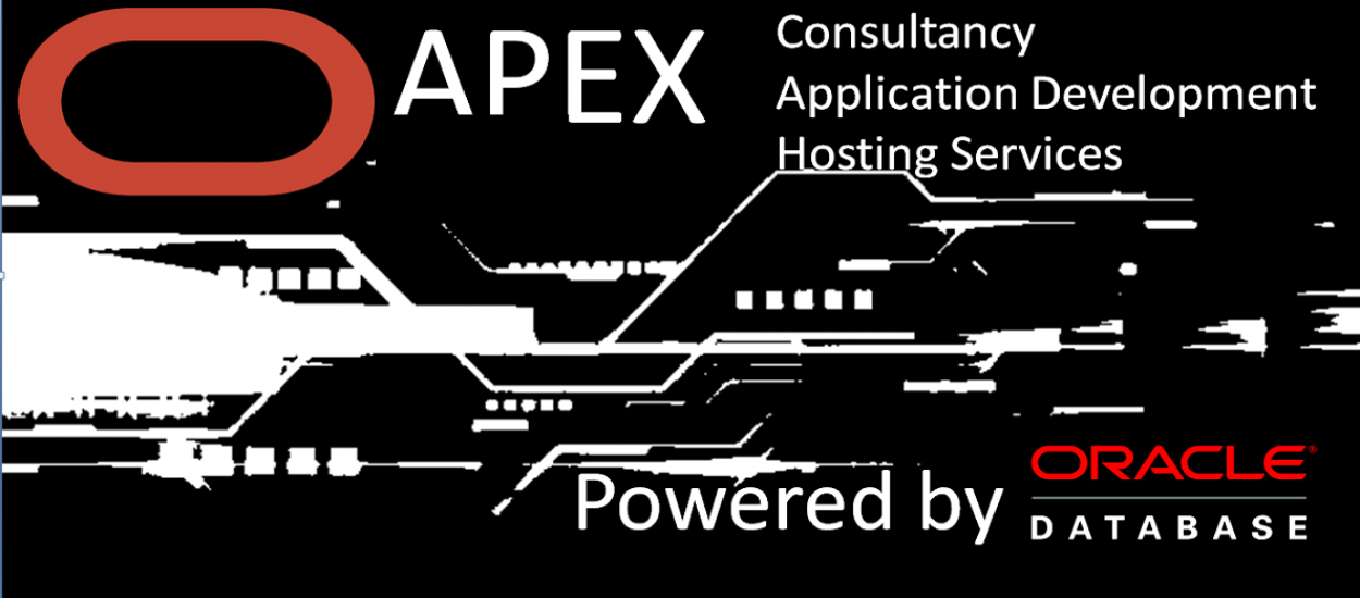 Oracle APEX - Renowned Low Code Platform by Oracle -  Development, Consultancy and Hosting Service